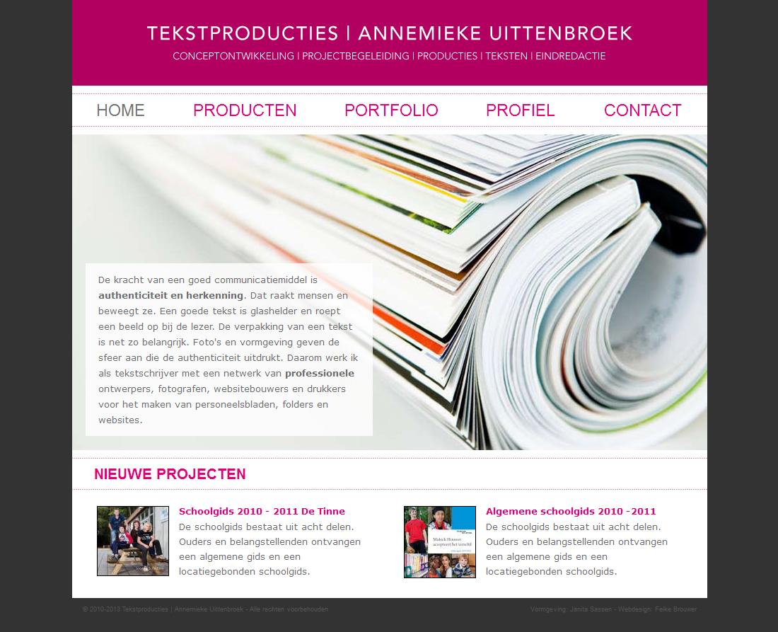 Annemieke Uittenbroek