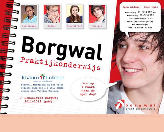 De Borgwal – Praktijkonderwijs