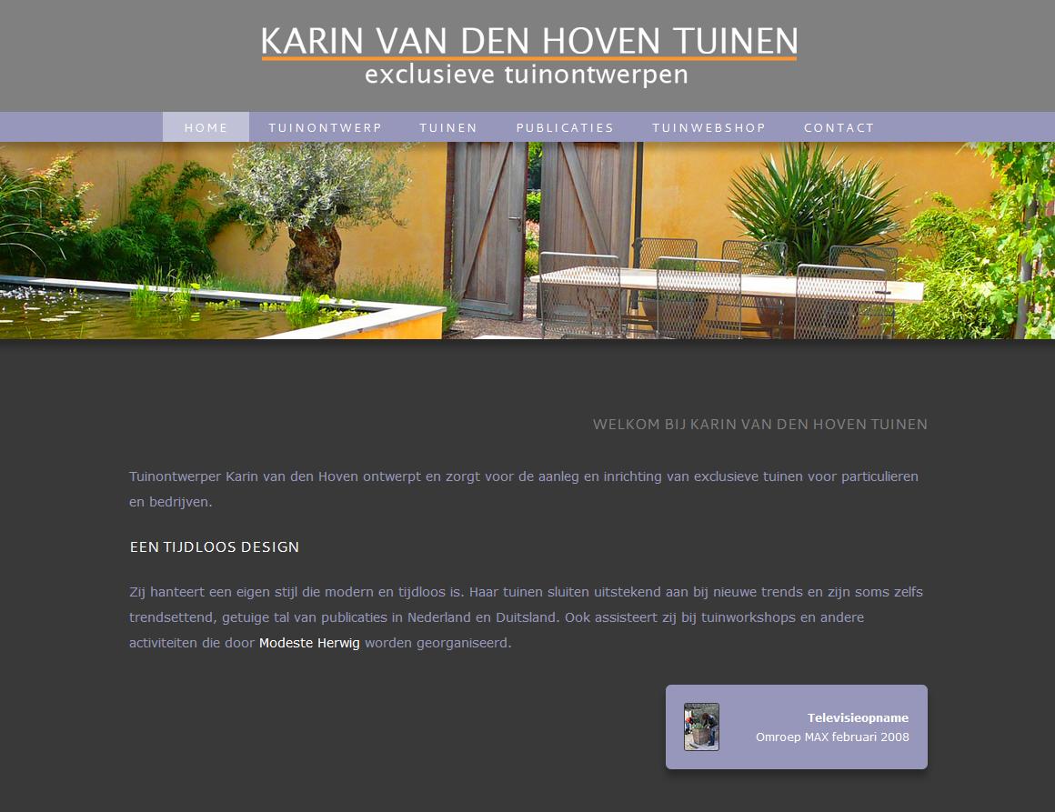 Karin van den Hoven