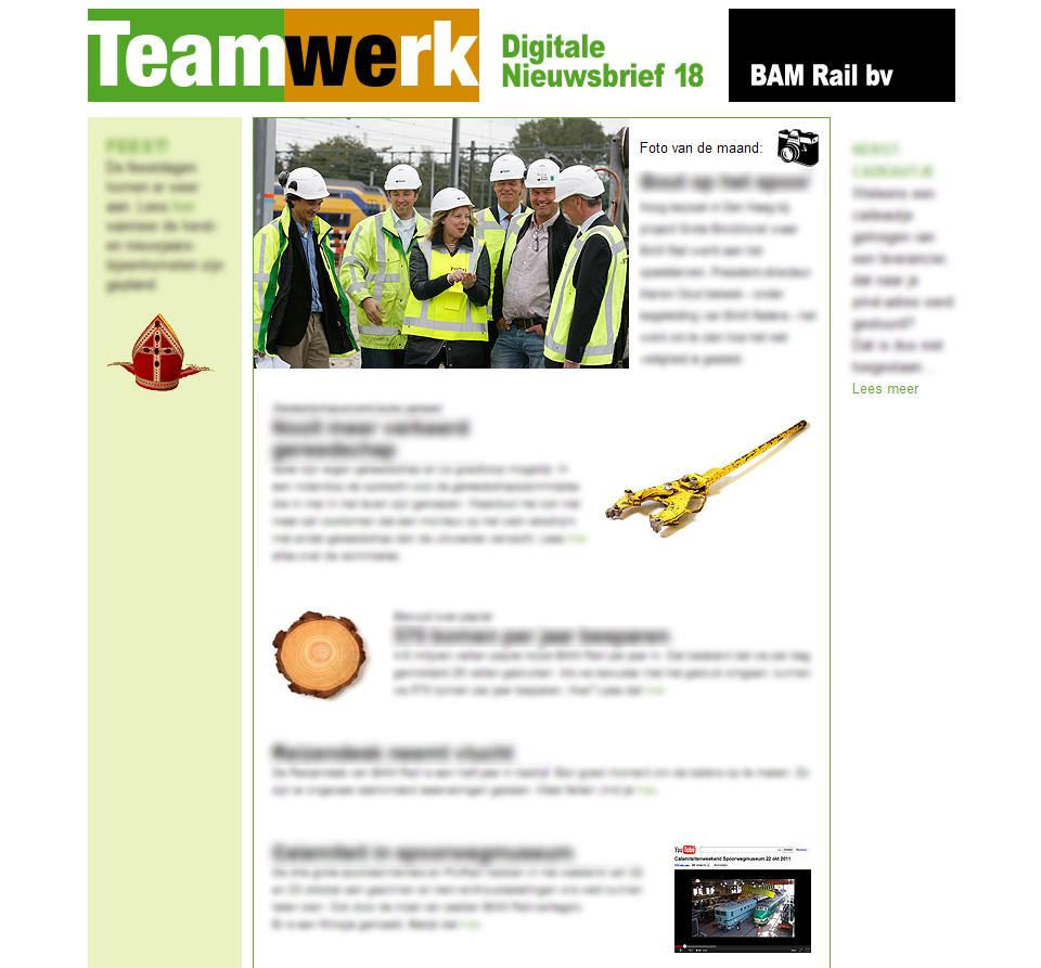 BAM Rail Teamwerk