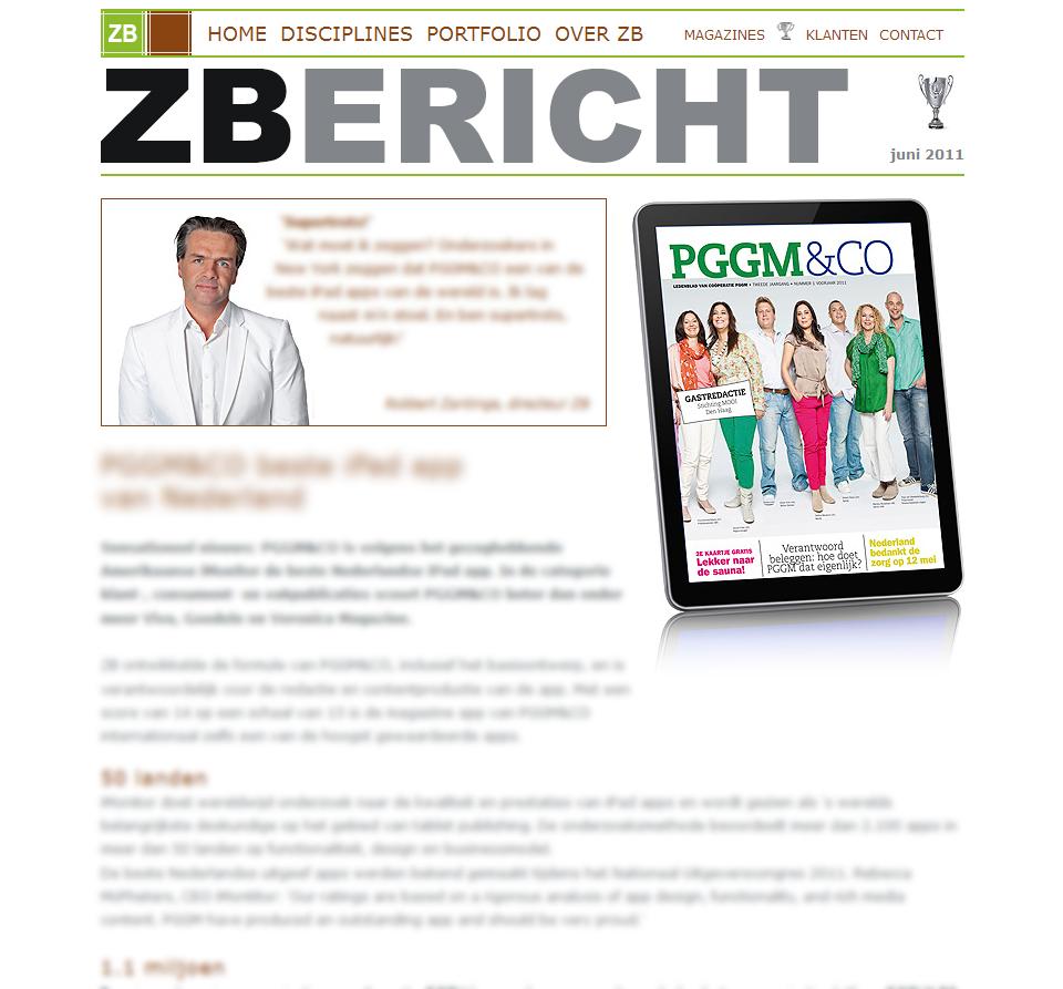 ZB - ZBericht