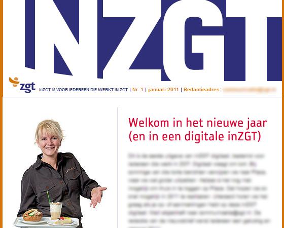 ZGT – inZGT Magazine