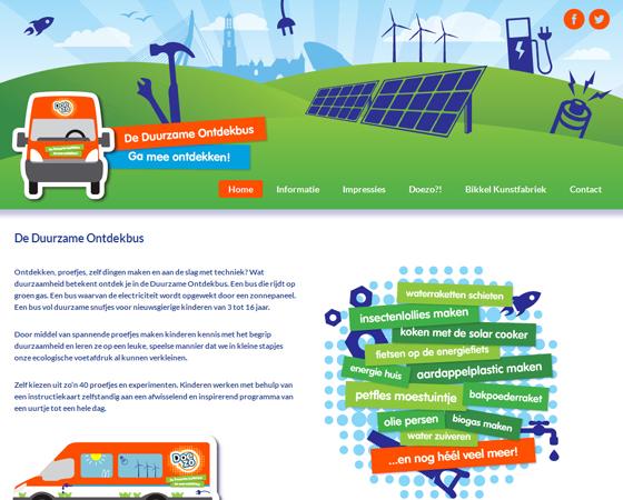 De Duurzame Ontdekbus