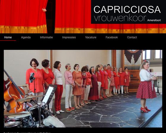 Vrouwenkoor Capricciosa Amersfoort