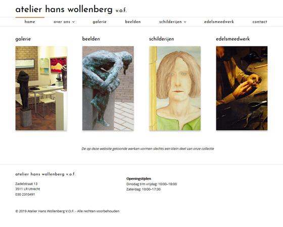 Atelier Hans Wollenberg v.o.f.