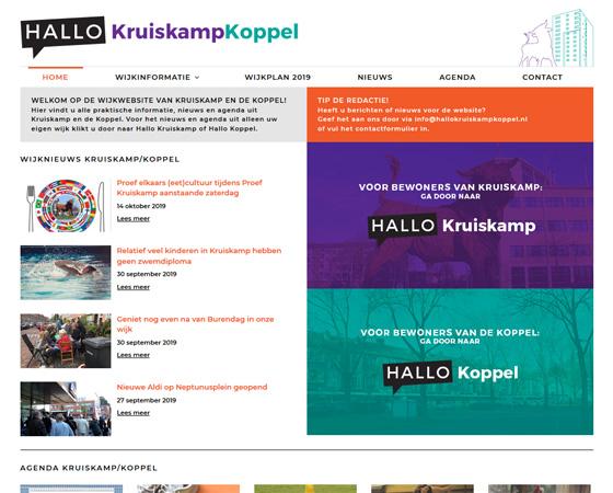 Hallo Kruiskamp Koppel